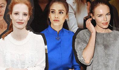 Jessica Biel, Selena Gomez, Jessica Alba, Kate Bosworth, Rachel Bilson, Emma Stone