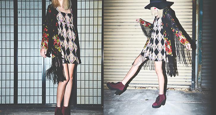 Shawnee från L.A. matchar mönstrat med mönstrat. Fler outfits från henne på http://lookbook.nu/shawneebadger