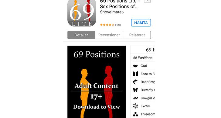69 Positions ger tips på nya spännande ställningar att testa. Perfekt för dig som är sugen på att testa något nytt!
