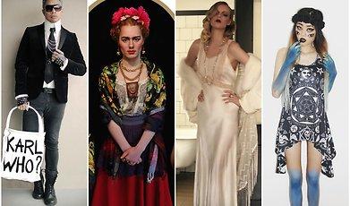 inspiration, lookbook.nu, Outfit, Karl Lagerfeld, Halloween, Lookbook