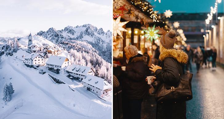 Julmarknader som ställs in 2020