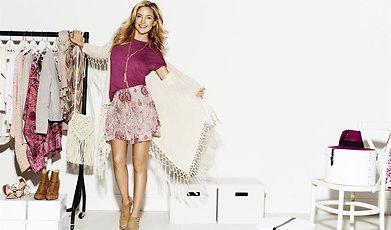 Lindex, Bohemchic, Trend, Colloboration, Kate Hudson