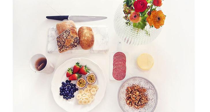 Långa helgfrukostar, mmmm.