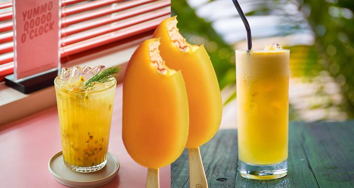Solero Exotic drink från Tiktok