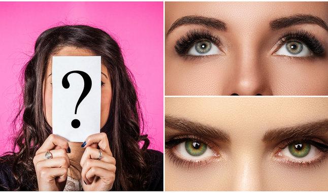 Veet Sensitive Precision Beauty Styler, ögonbryn, ögonbrynstrimmer, Veet
