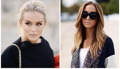 Caroline Roxy, Paris, Fanny Lyckman, Paris Fashion Week, Victoria Törnegren, Bloggare