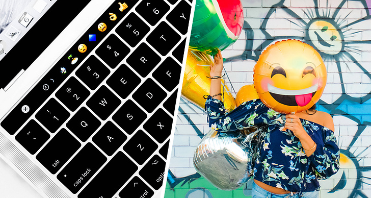Många använder emojis när de skickar sms. Nu lanserar Apple 70 nya.