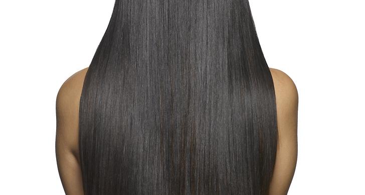 Oljan ska vara hemligheten bakom amazonkvinnornas tjocka glänsande hår.