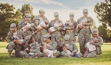 Bebis, Militären