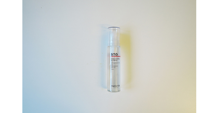 """Maria Nila, 149 kr. Märkets olja S.T.O är en produkt för slitna hårtoppar. """"Det känns att oljan jobbar intensivt. Vi skulle rekommendera den till dig som använt din locktång för ofta..."""""""
