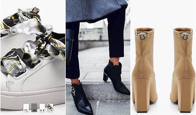 skor, Mode, Höst