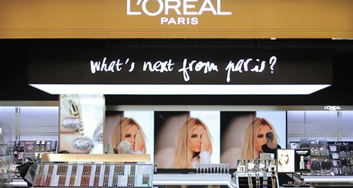 L'Oréal Paris öppnar sin första butik någonsin