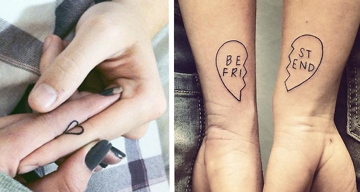 tatuering fingrar text