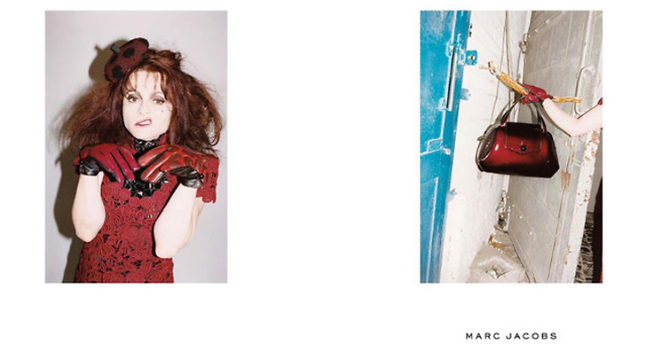 Marc Jacobs Fall 2011 Campaign.