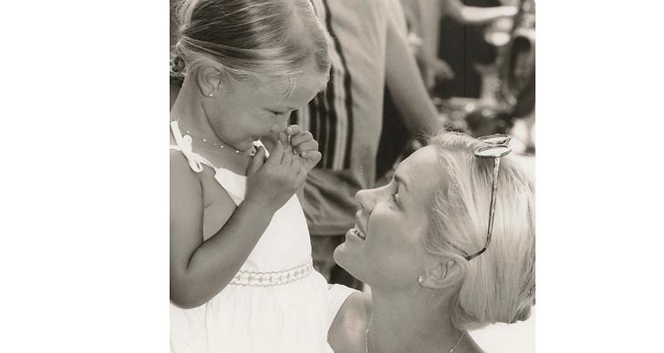Gigi Hadid och sin mamma – så gulliga!