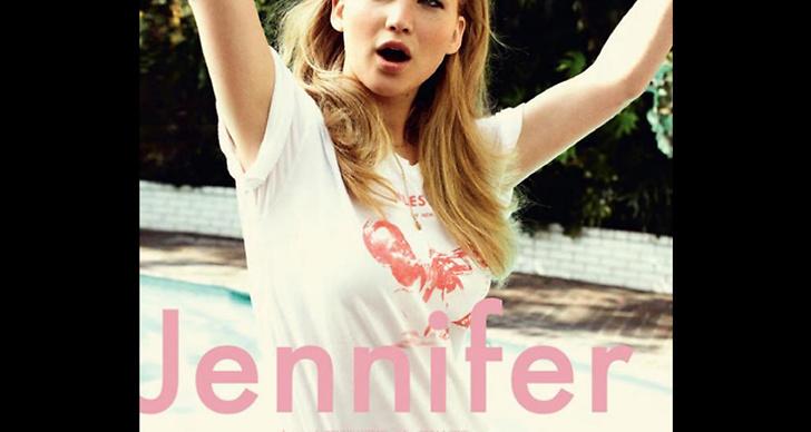 Jennifer Lawrence för Asos.