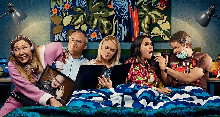 Solsidan säsong 6, tv4