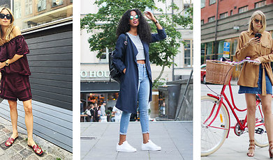 Outfit, Mode, Bloggare, Sommar, inspiration