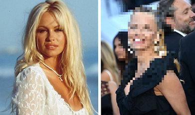 Pamela Anderson, festival