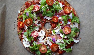 Recept, Modette, Livsstil, Pizza