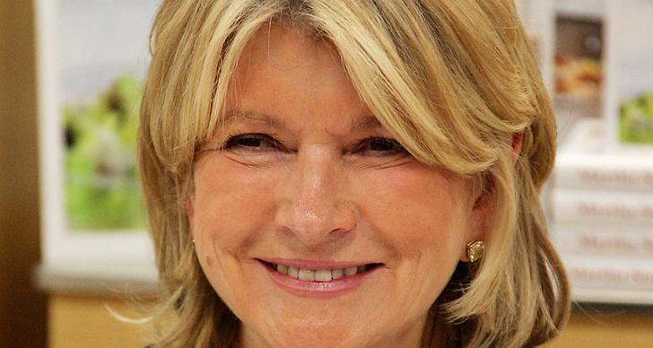 Martha Stewart, chanelmodell!?