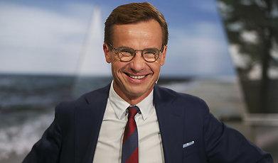 Ulf Kristersson, Riksdagsvalet 2018