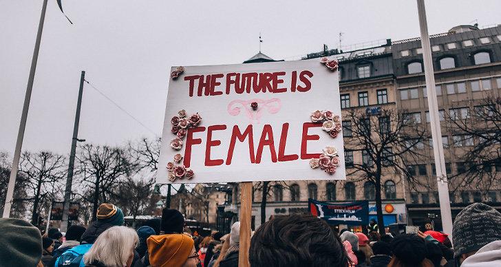 Internationella kvinnodagen, Feminism