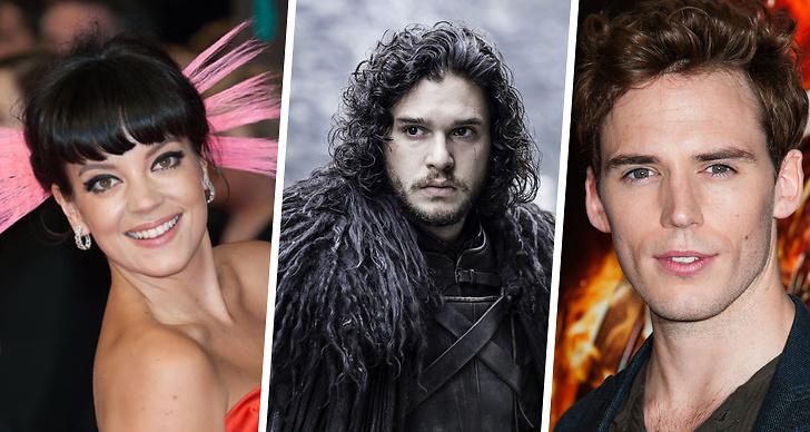 Orginalcast till Game of Thrones skådespelare