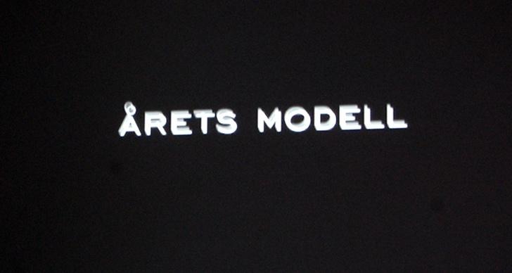 Årets modell: