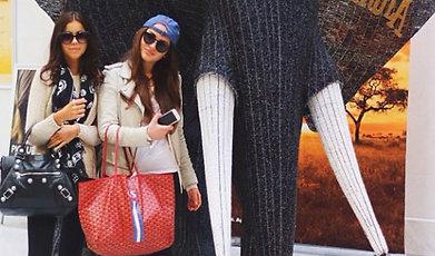instagram, Nicole Falciani, nickys, Modette, Sydafrika, Top Model