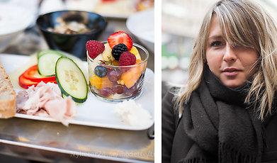 Frukost, Tuva Malmo, breakfast, Modette, Stockholm