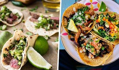 inspiration, Mat, Tacos