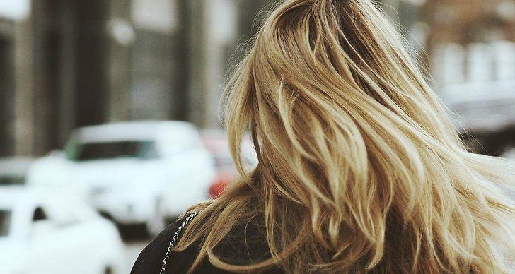 egen hårinpackning för torrt och slitet hår