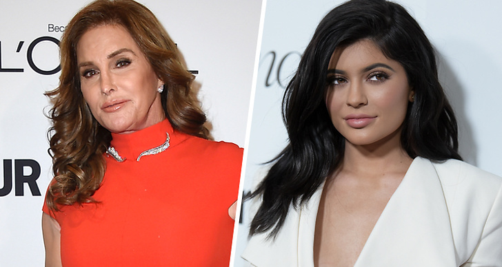 Caitlyn Jenner och Kylie Jenner