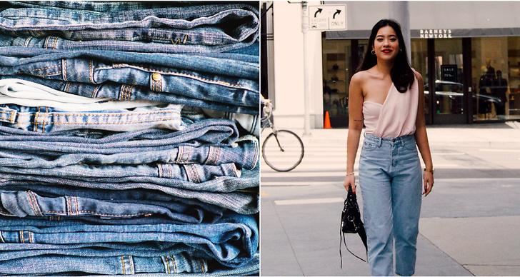 Hitta jeansplaggen att satsa på till  i hösten 2019.