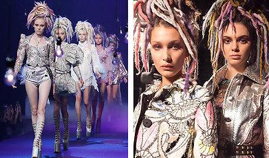 Kritik, Dreadlocks, Modevisning, Marc Jacobs, Fashion