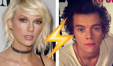 Harry Styles, Demonstration, Taylor Swift