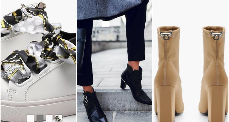 Höstskor boots chunky sneakers