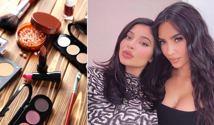 Kim Kardashian West, Kylie Jenner