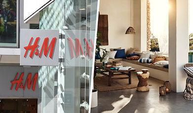 inredning, möbler, Ikea, HM Hennes Mauritz