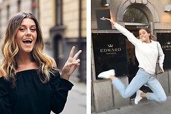 Bianca Ingrosso om storleken på sina bröst: Är helt sjukt