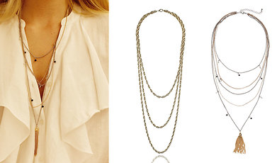 Trend, Halsband, accessoarer