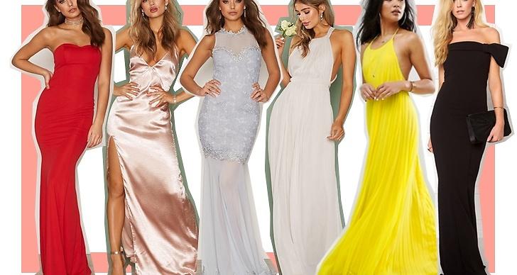 5557e6372ff2 12 klänningar som gör dig snyggast på balen 2017