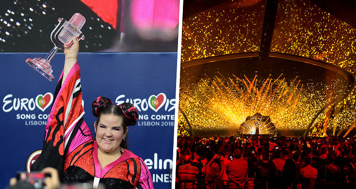 Eurovision Song Contest, Netta Barzilai, scen