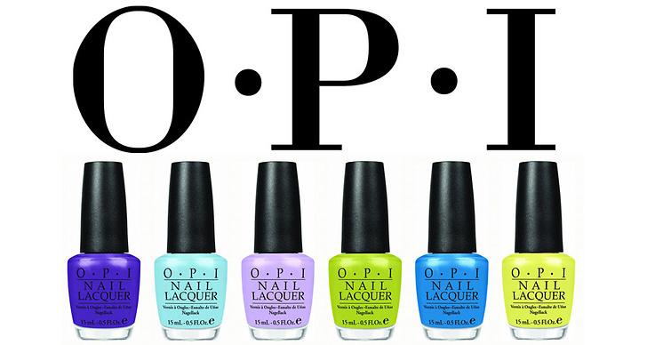 O.P.I är kända för sina hållbara nagellack