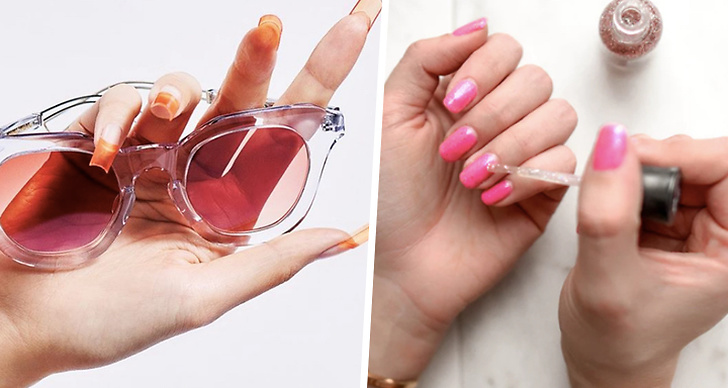Trender inom nagellack