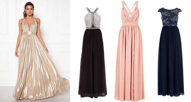Balklänningar 2019, mode, klänningar