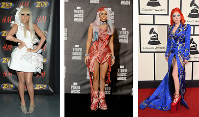 Superbowl, Lady Gaga, Outfit