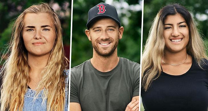 Farmendeltagare på Instagram 2020