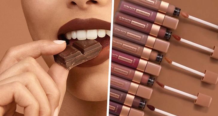 """L'Oréals nya läppstift """"Dose of Cocoa"""""""